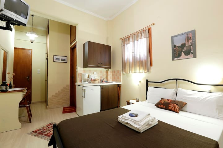 Budget Double or Twin Room with Private Balcony