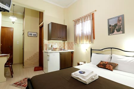 Budget Double Room / Village View - Monemvasia