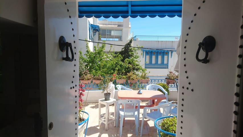 BEAUTIFUL TRIPLEX IN SIDI BOU SAID****