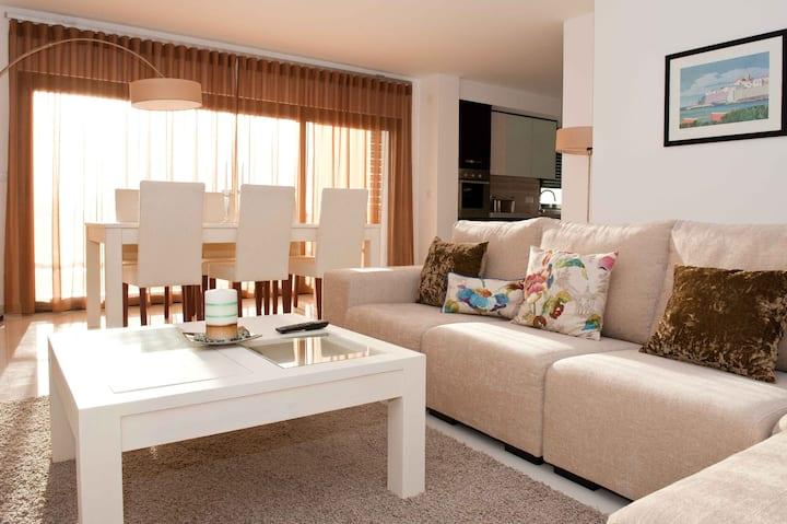 Magnifique appartement 10 min a pied de la plage