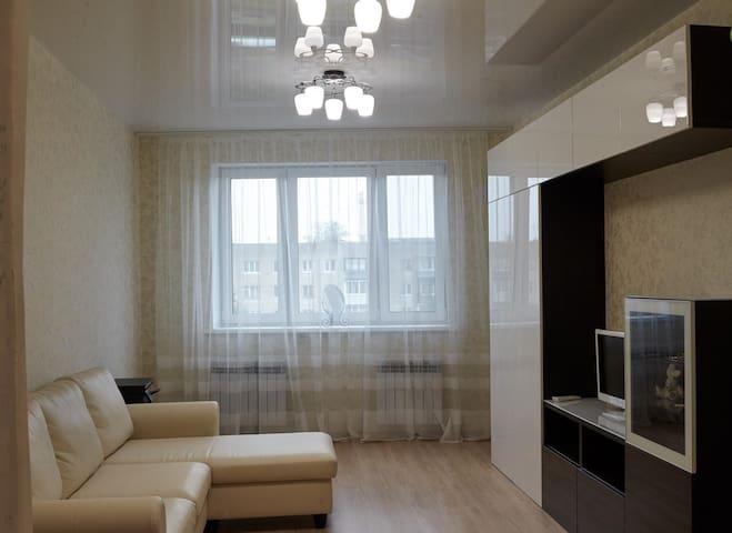 Шикарная квартира с бесплатным трансфером! - Krasnodar - Apartment