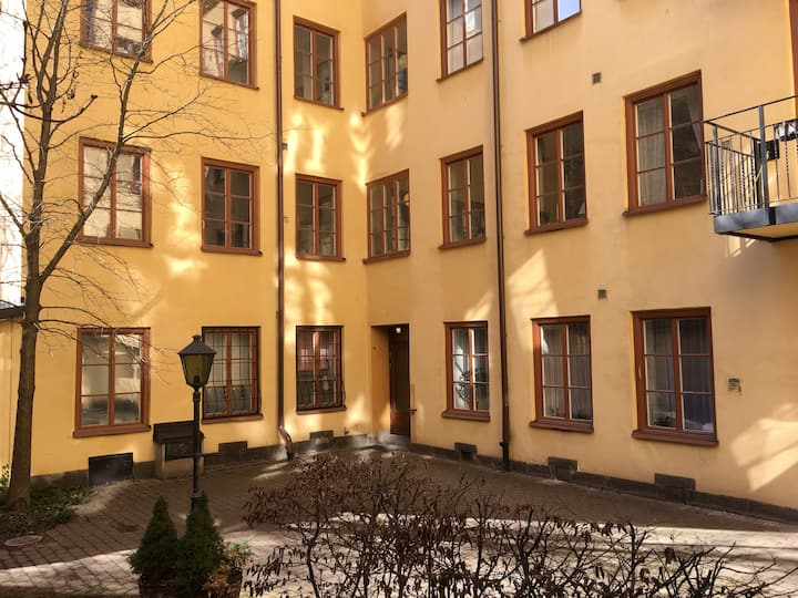 Perfect city center location (Odenplan)!