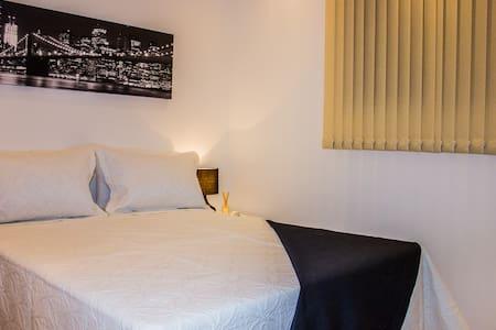 Habitación doble con baño compartido - Belo Horizonte  - 公寓