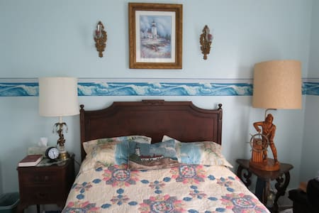 The Tappan House B&B Austin's Nautical Room - Mansfield