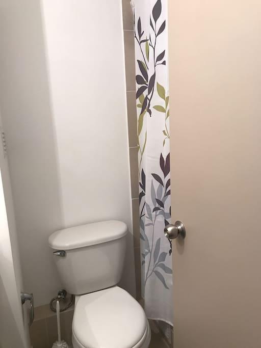 Baño suite dormitorio Nº 2