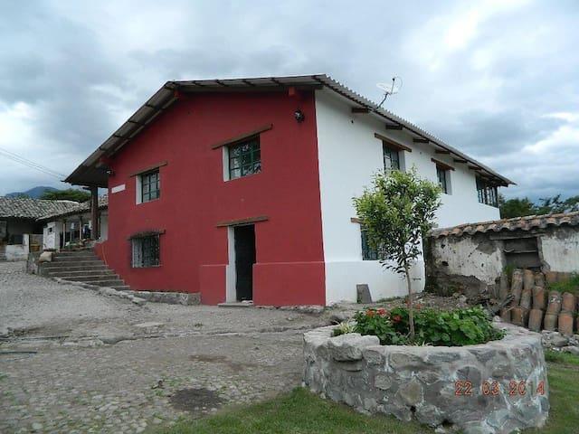 Pigunchuela Lodge - Urcuqui - Hus