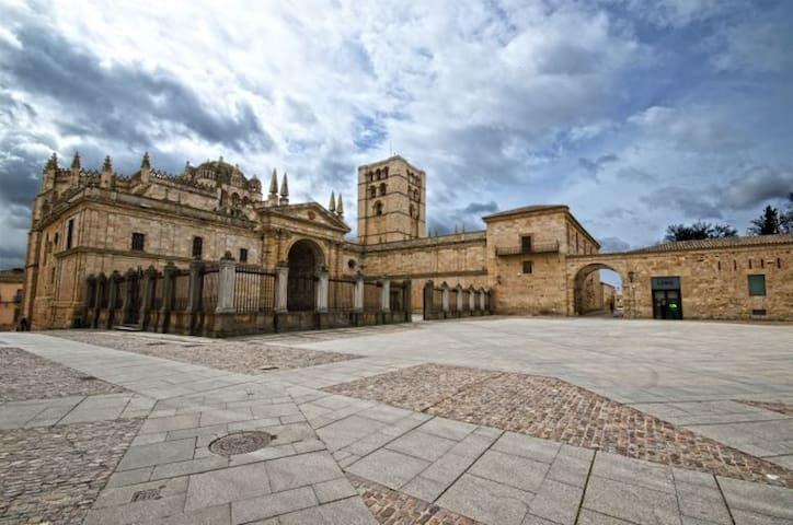 Duplex studio in the midle of the Romanesque*. - Zamora - Casa particular