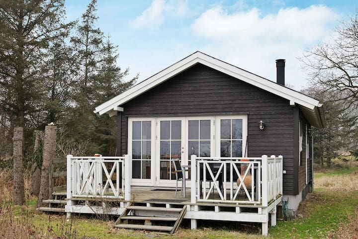 4 person holiday home in Oure