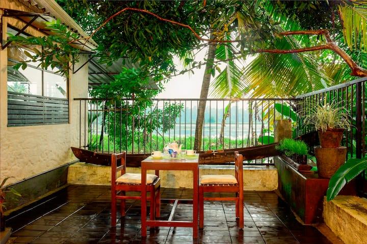 Riverdale Villa Room 1, Kumarakom