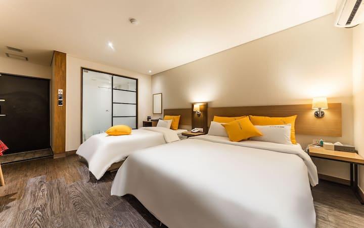 Tourist Hotel - Inchen SOMA
