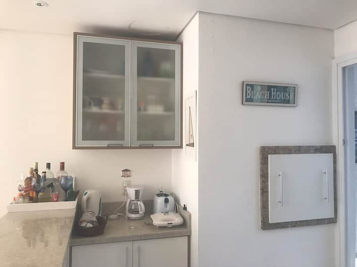 Confortável casa no Condomínio Pacific