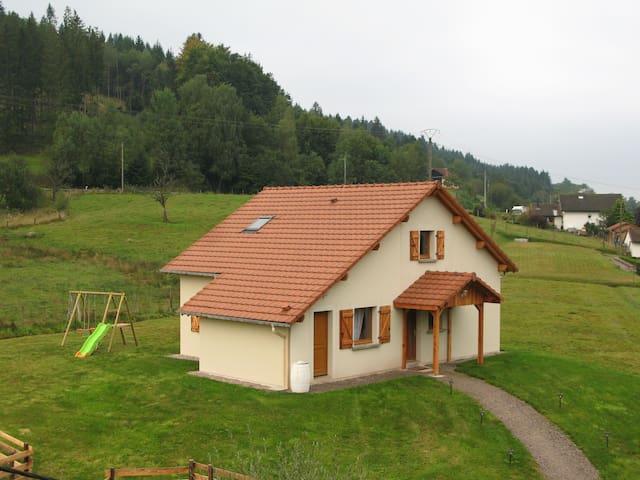 Gîte de montagne Chez Toinette - Le Syndicat - Talo