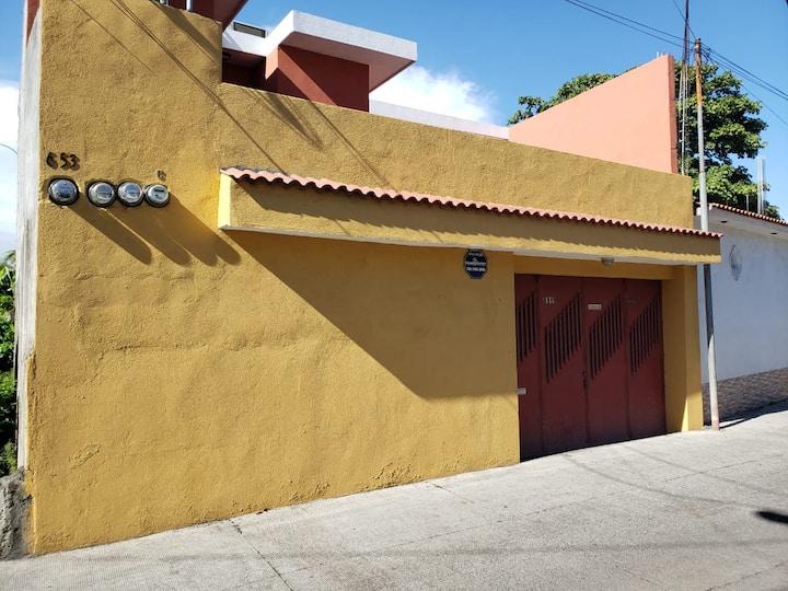 Apartamento acogedor y con A/C en Puerto San Jose