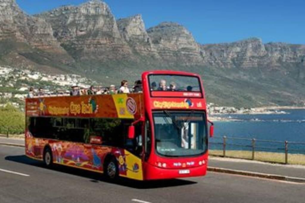 Hop On-Hop Off Buss