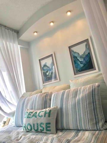 Romantic Cabana Style Bed