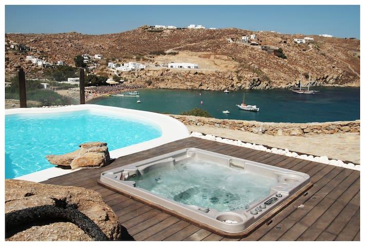Villa Querida S.Paradise Mykonos
