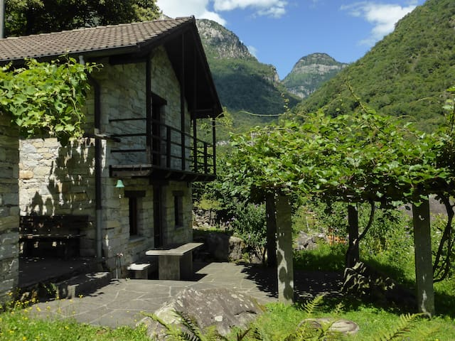 Rustico in the nature - Lavertezzo - House