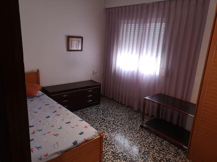 Excelente habitación Valencia