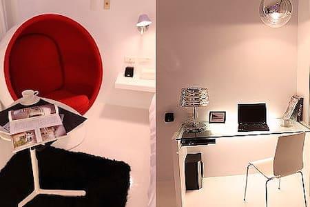 北歐星空-瑪斯提設計旅店(座落於高雄市地標--高雄85大樓之32樓) - Lingya District - Άλλο