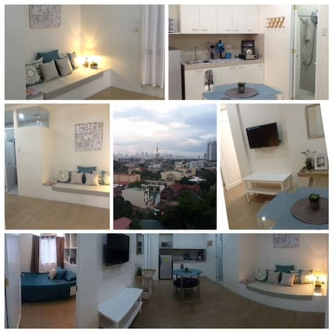 Cozy Nooks in Quezon City, Philippines - เกซอนซิตี - อพาร์ทเมนท์