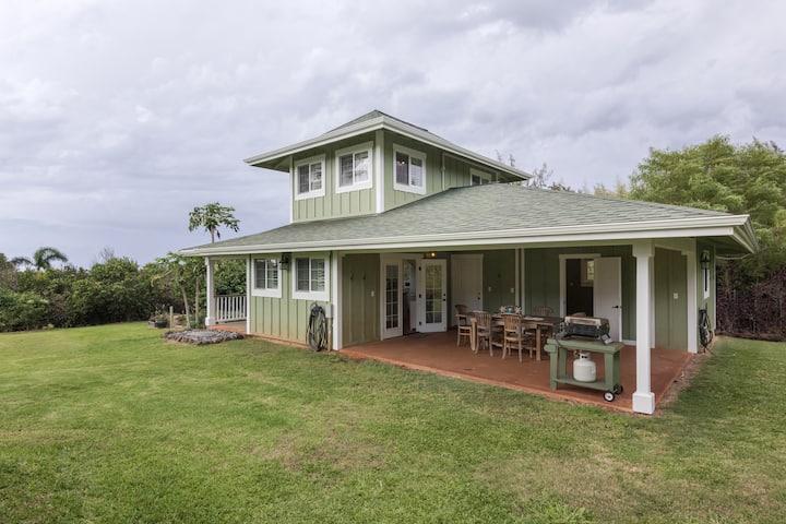 Aloha Pupukea Cottage