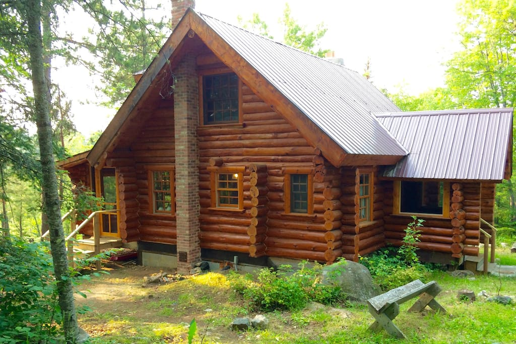 Sixmile lake cabin cabins for rent in ely minnesota for Cabins for rent in minnesota