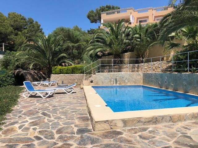 Nice family apartment Costa de la Calma 4