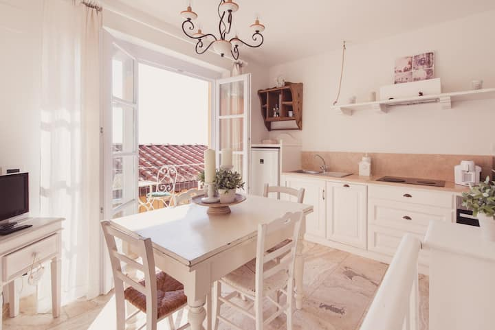 Casa con terrazza vista mare San Vincenzo Toscana