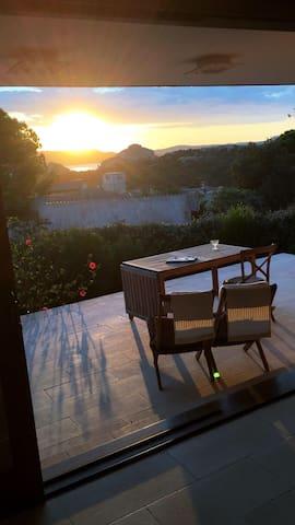La casa dei tramonti - Baja Sardinia