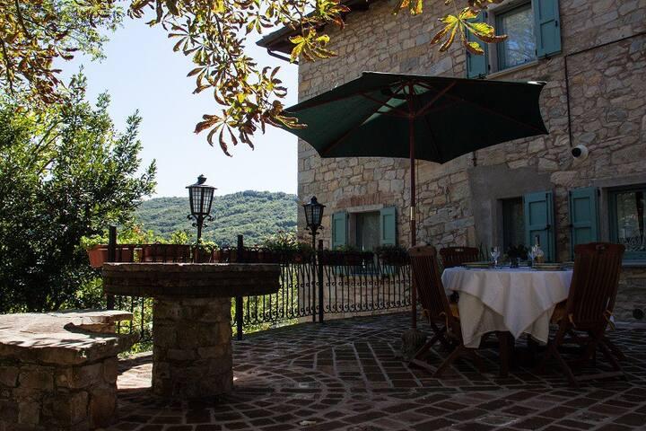 Casale La Marcona - Appartamento Prugnolo