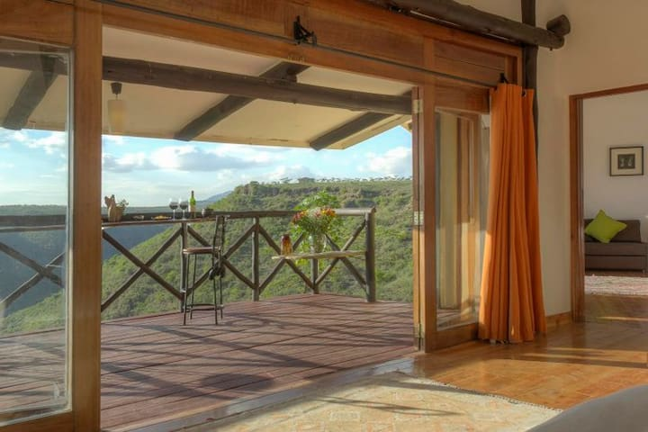 Olohoro Ndogo - a romantic Rift Valley retreat