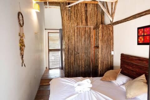 Cabaña en Isla de Baru