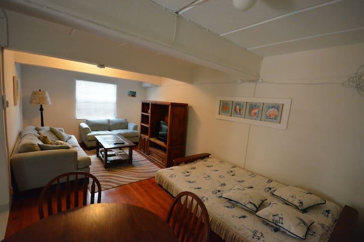 Our basement - ensuite