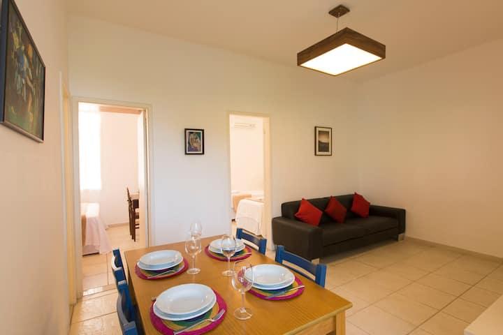 Three-Bedroom Apartment S102