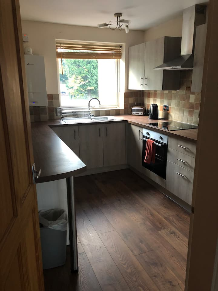 Two bedroom spacious apartment, in  Edgbaston