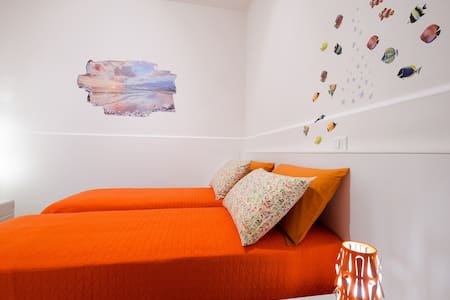ORANGE ROOM - Reggio Calabria - House