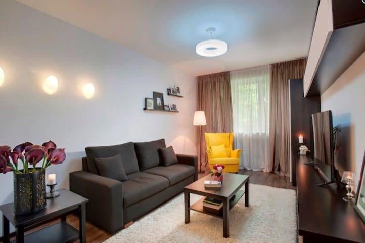 2-х комнатная, ул. Утепова (PHONE NUMBER HIDDEN) - Almaty - Apartmen
