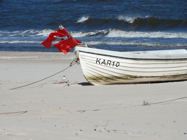 Ferienwohnung 200 Meter vom Meer entfernt - Trassenheide