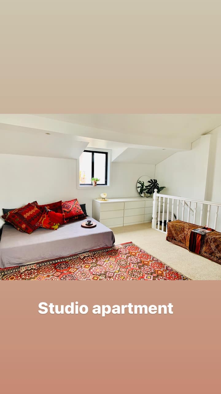 Private self contained studio - Zetland