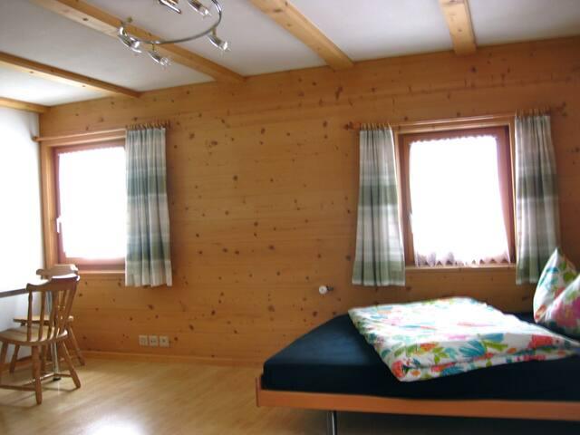 Studio Klosters 1-2 Personen - Klosters-Serneus - House