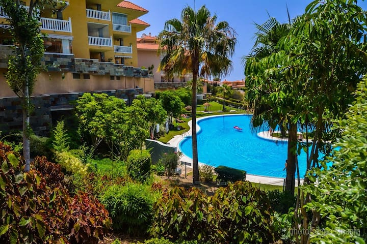 luxury on a toplocation  - Fuengirola - Apartment