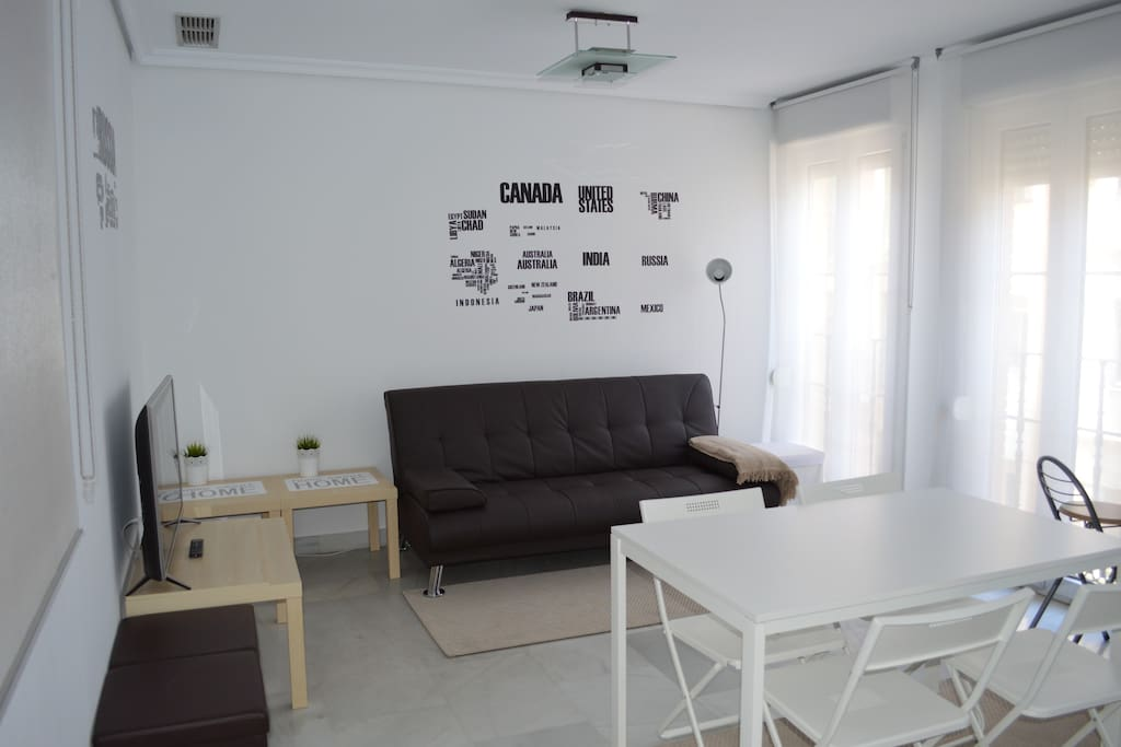 Flat in the center near larios wohnungen zur miete in for Beds 4 u malaga