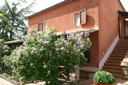 La Casa dei Ciclamini - Frattuccia - Dům