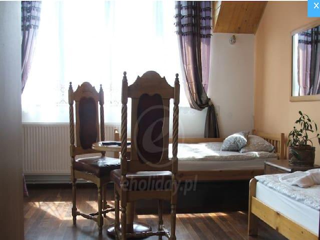 Pokój z widokiem na bielsko - Bielsko-Biała - House