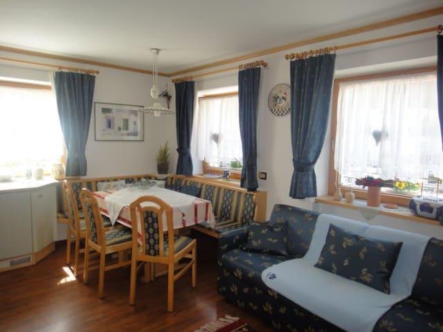 Appartamento Selva di Val Gardena - Selva di Val Gardena - Daire