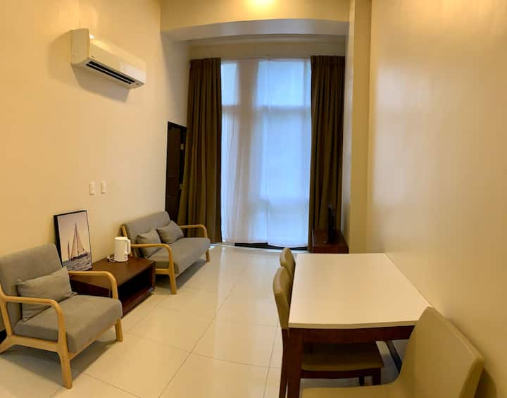 #02 New and modern apartment in Mactan Newtown