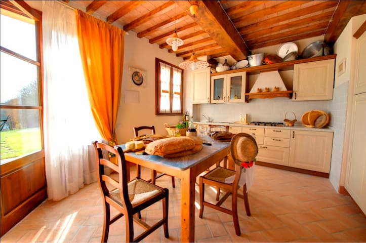 Rental Apartment in Tuscany - Studio Apartment 2+1