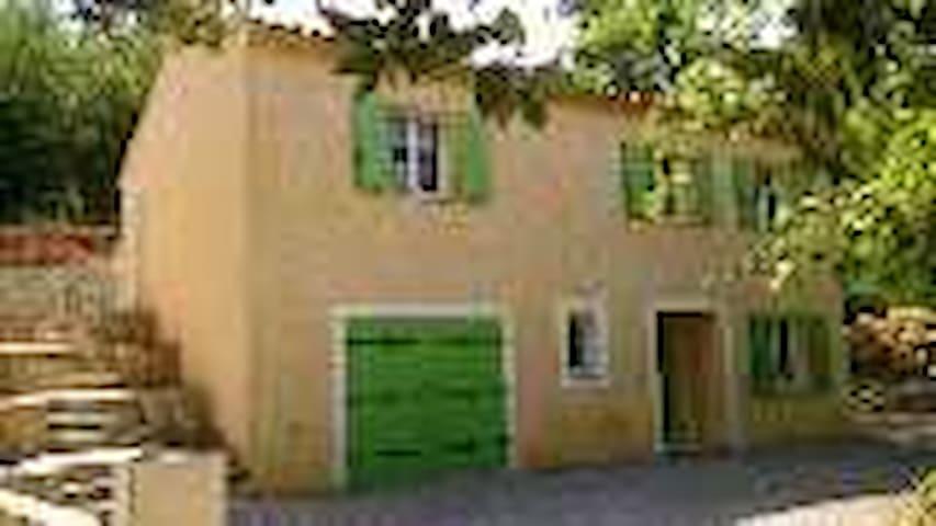 Villa dune - Le Thoronet - บ้าน