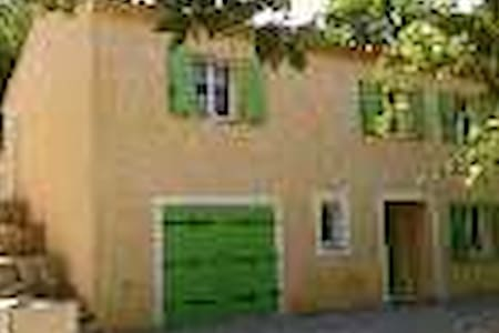 Villa dune - Le Thoronet