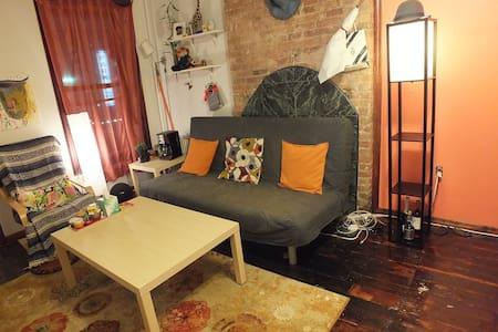 Studio close to Brooklyn Bridge - Brooklyn